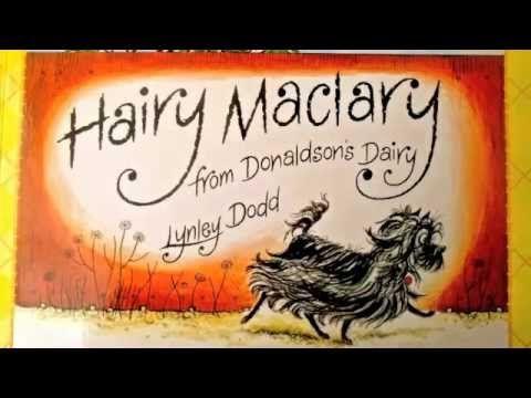 Hairy Maclary From Donaldson's Dairy children's books