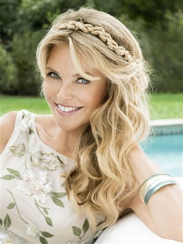 Thick Braid Headband by Christie Brinkley: This thick braided headband dresses up or down your look in an instant. It makes the ultimate statement with a minimum investment. Match your shade or choose a contrasting tone. A strong and stretchy elastic band means one size fits all.
