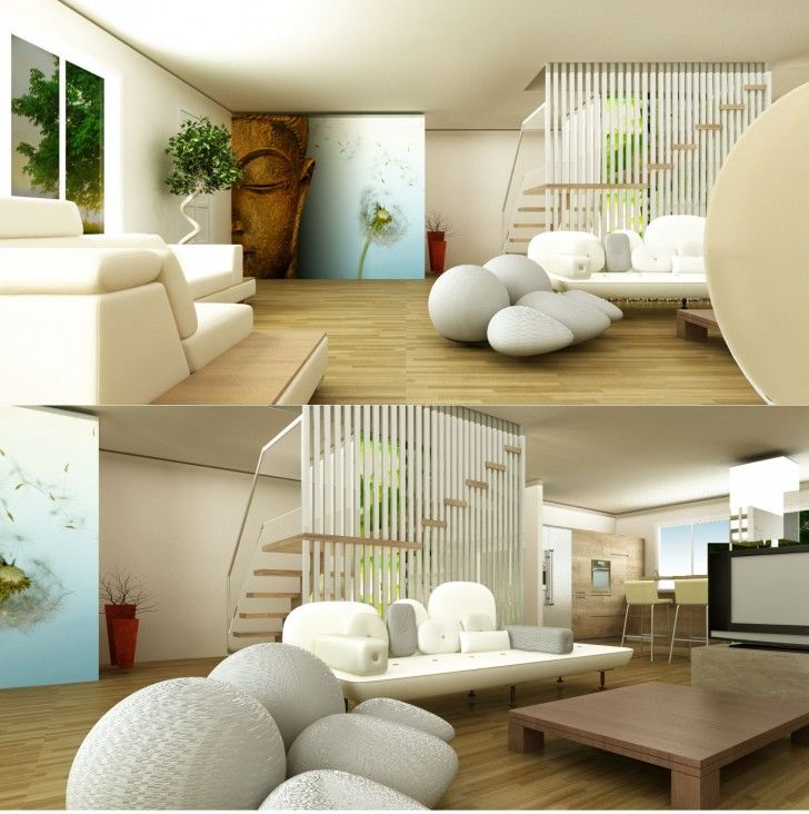 25 best ideas about zen living rooms on pinterest zen for Zen style living room design