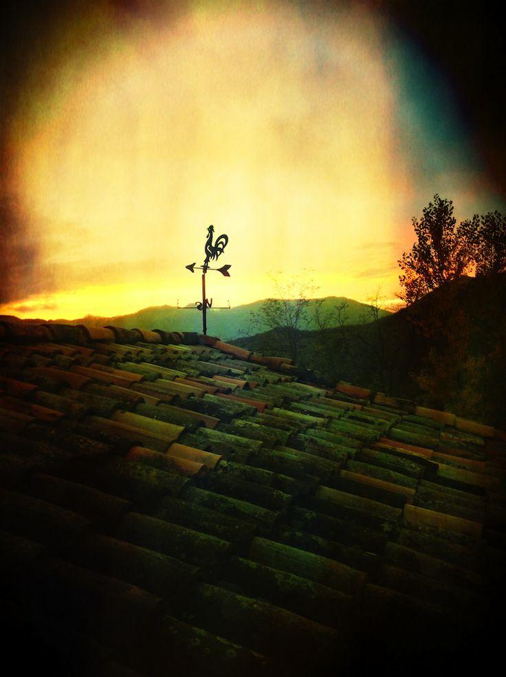 Un attimo prima del tramonto... #ConeglianoValdobbiadene #Autunno #Natura