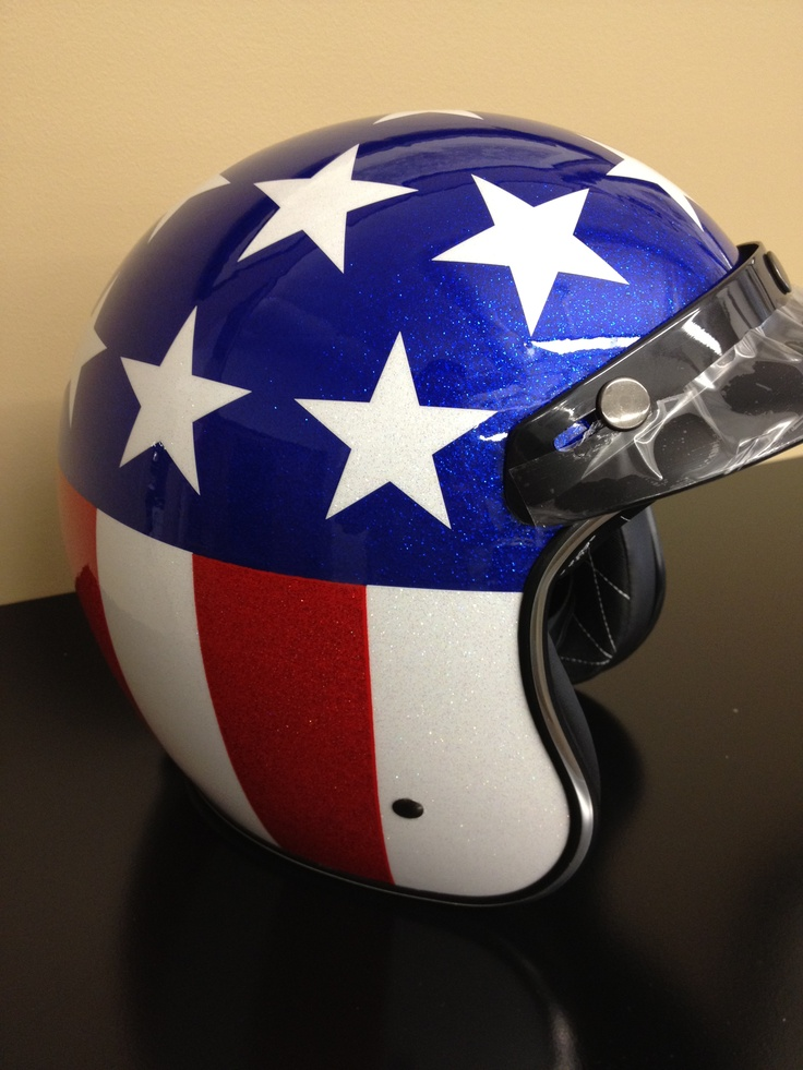 Fulmer Easy Rider Nostalgic Helmet Protect Your Melon