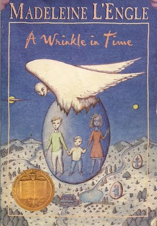 A Wrinkle In Time - Madeleine L'Engle Amazingly, this book is now 50 years old!