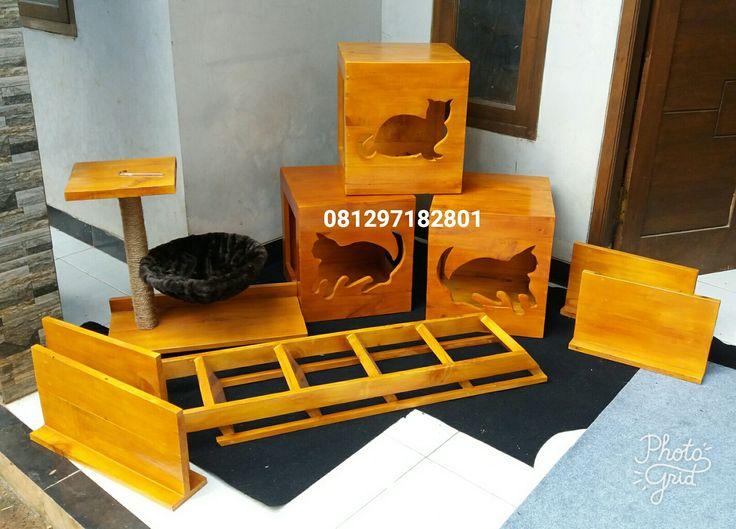 Mainan kucing cakaran/garukan kucing ( scratchers cat )  Mainan kucing/garukan kucing yang dibuat dengan menggunakan komposisi BAHAN KHUSUS ...