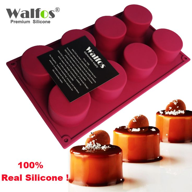 Find More Baking & Pastry Tools Information about WALFOS 3D Handmade Round Shape Silicone Cake Mold 3Cupcake Jelly Pudding Cookie Mini Muffin Soap Mold DIY Baking Tools,High Quality jelly shapes,China cake baking tools Suppliers, Cheap baking tools cookies from Walfos Industrial Company Limited on Aliexpress.com