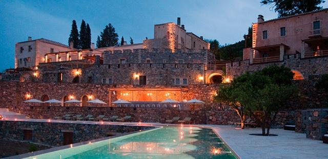 Kinsterna Hotel & Spa Monemvasia
