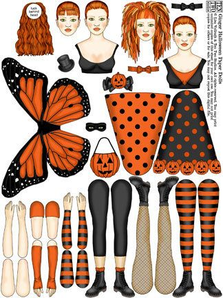 articulated paper dolls - Google-søk