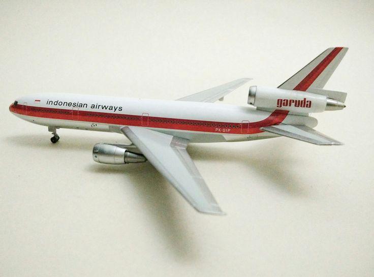 Garuda Indonesian Airways DC -10
