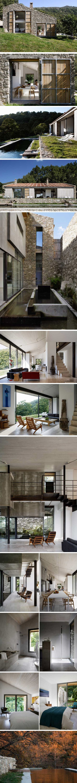 Somptueuse villa en Espagne par ABATON