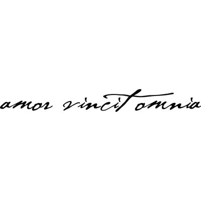 amor vincit omnia | love conquers all