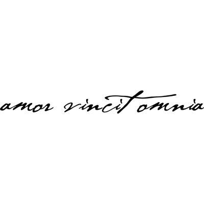 amor vincit omnia | love conquers all