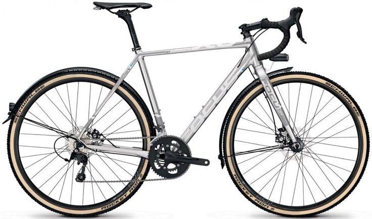 Focus Mares AX Disc Commuter Cyclocross Bike 2016
