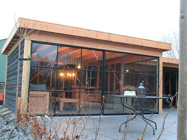 De Tuyn-kamer | Exclusieve buitenprojecten | schuren | buitenverblijf