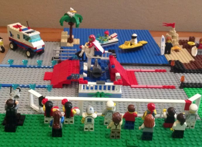 Murdercycles Evel Has Jumped The Shark: 17 Best Images About My Old Lego Sets On Pinterest