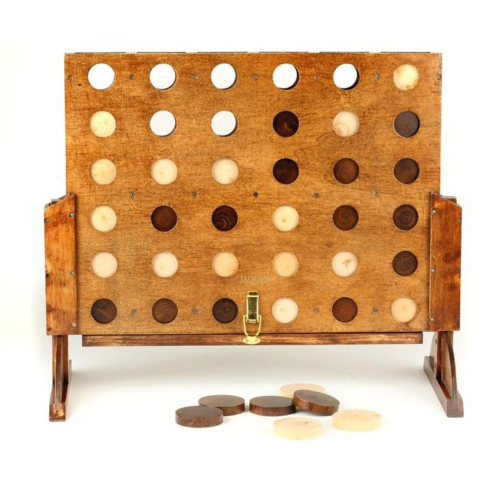 Jaques Master Score 4 - Connect Four - I want one!