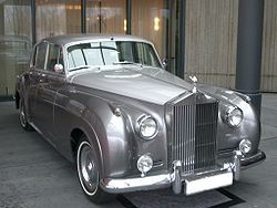 1959 Rolls Royce Silver Cloud