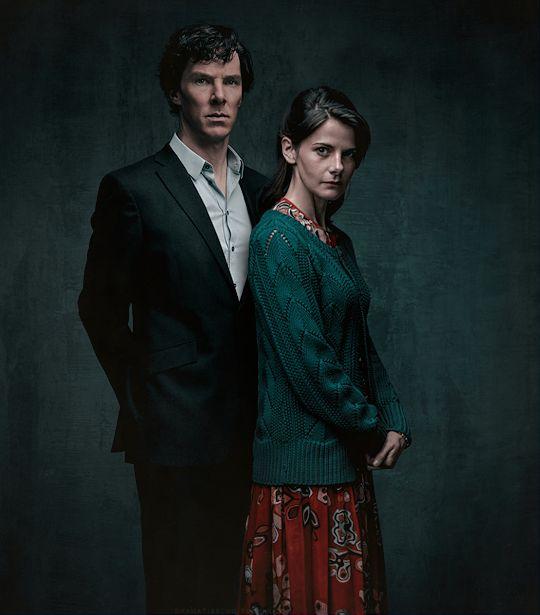 Sherlock and Molly Series 4