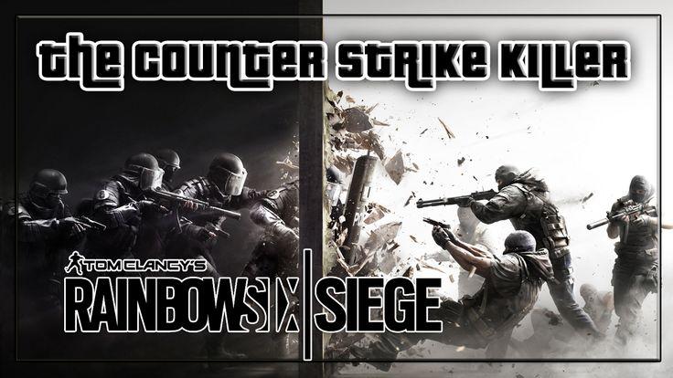 "Rainbow 6 Siege Gameplay ""The Counter Strike Killer"" Tom Clancy's Rainbow Six Siege Beta Gameplay  http://onlinetoughguys.com/rainbow-6-siege-gameplay-the-counter-strike-killer/"