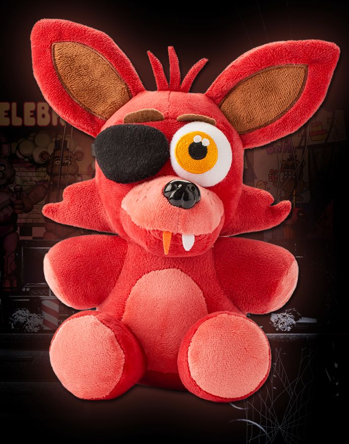 Fnaf plush and i want on pinterest