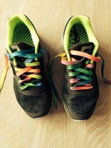 Loving my new RUNAAR shoe laces :)