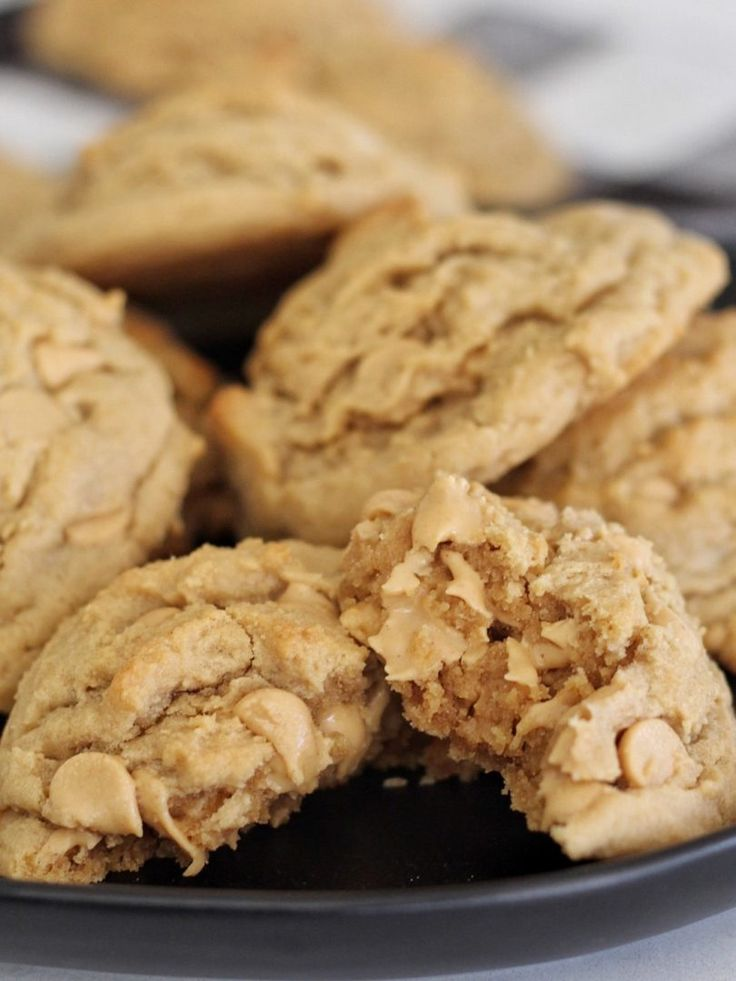 Irresistible Peanut Butter Chip Cookies