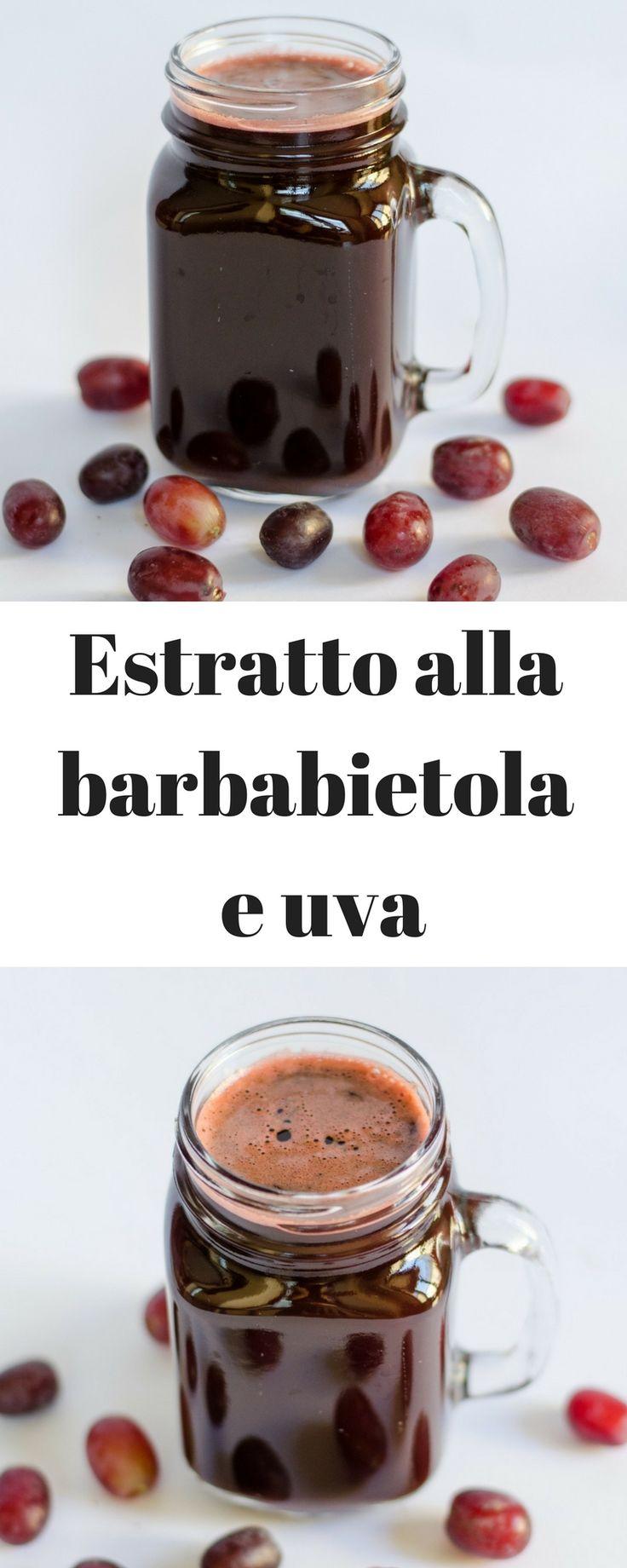 Estratto/ centrifuga di verdure con barbabietola. Sul blog altre ricette vegan light, estive, dolci vegani, senza glutine, per la dieta, proteiche, vegetariane e vegane, veloci e facili in italiano.