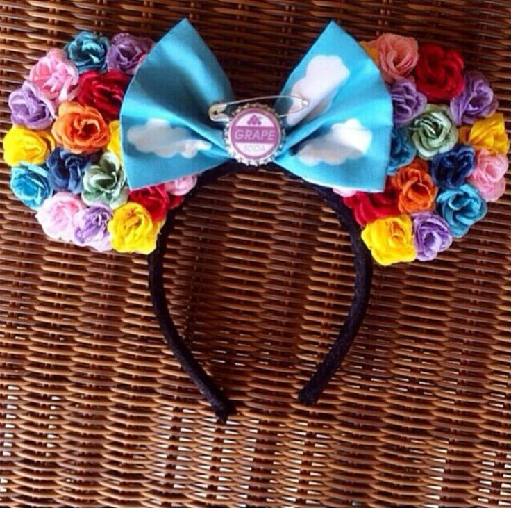 Up - Minnie Mouse Disney Ears