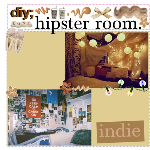 diy hipster room by indie and the tippettes