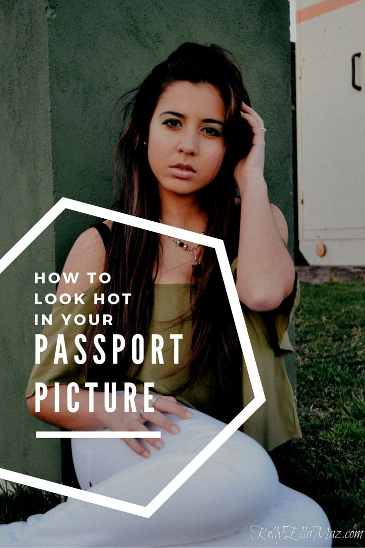 How to look hot in your passport picture! Take stunning passport pictures with the helpful tips in this article. Bon voyage!
