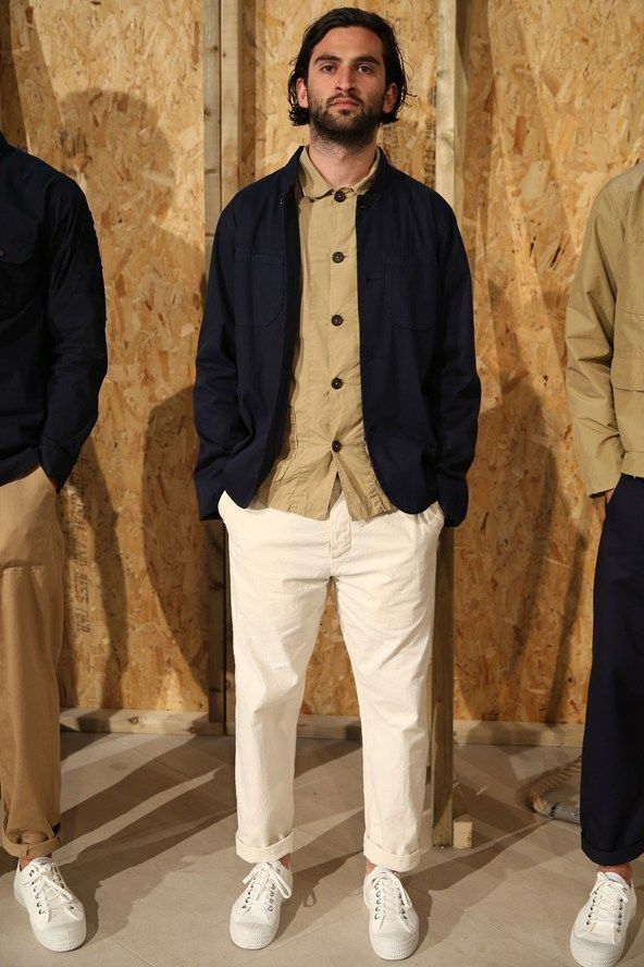 See the Universal Works spring/summer 2016 menswear collection. Click through for full gallery
