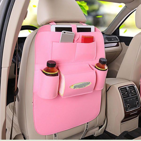 Car Seat Storage Bag Hanger Car Seat Cover Organizer Multifunction Vehicle Storage Bag Sale - Banggood.com