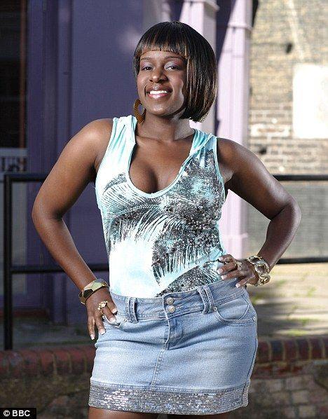 Kim Fox, played by Tameka Empson