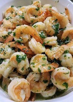 Shrimp Scampi in the Instant Pot