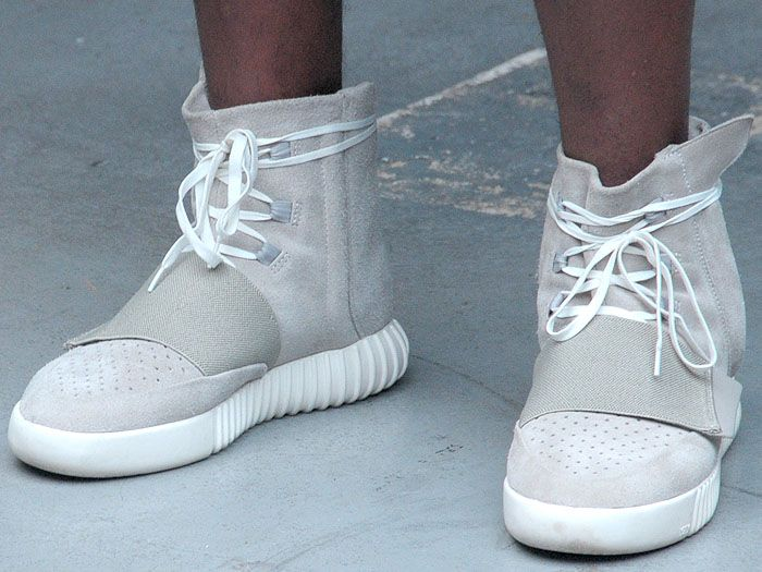 Kanye Drops New Yeezy Shoes -- Beyonce, Rihanna, Baby North Give Mixed Reviews