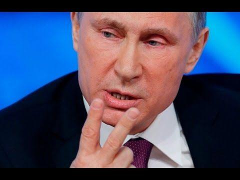 Путин - Я вам расскажу две вещи, от которых реально седеют американские ...