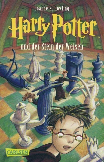 Harry Potter und der Stein der Weisen - Joanne K. Rowling