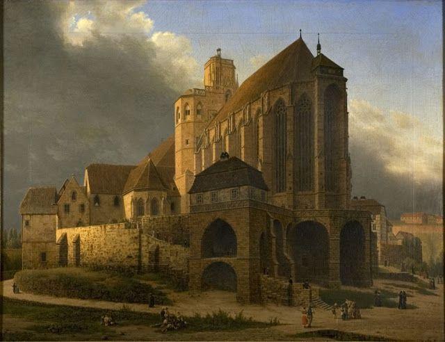 Viático de Vagamundo: Německé katedrály Carl Hasenpflug