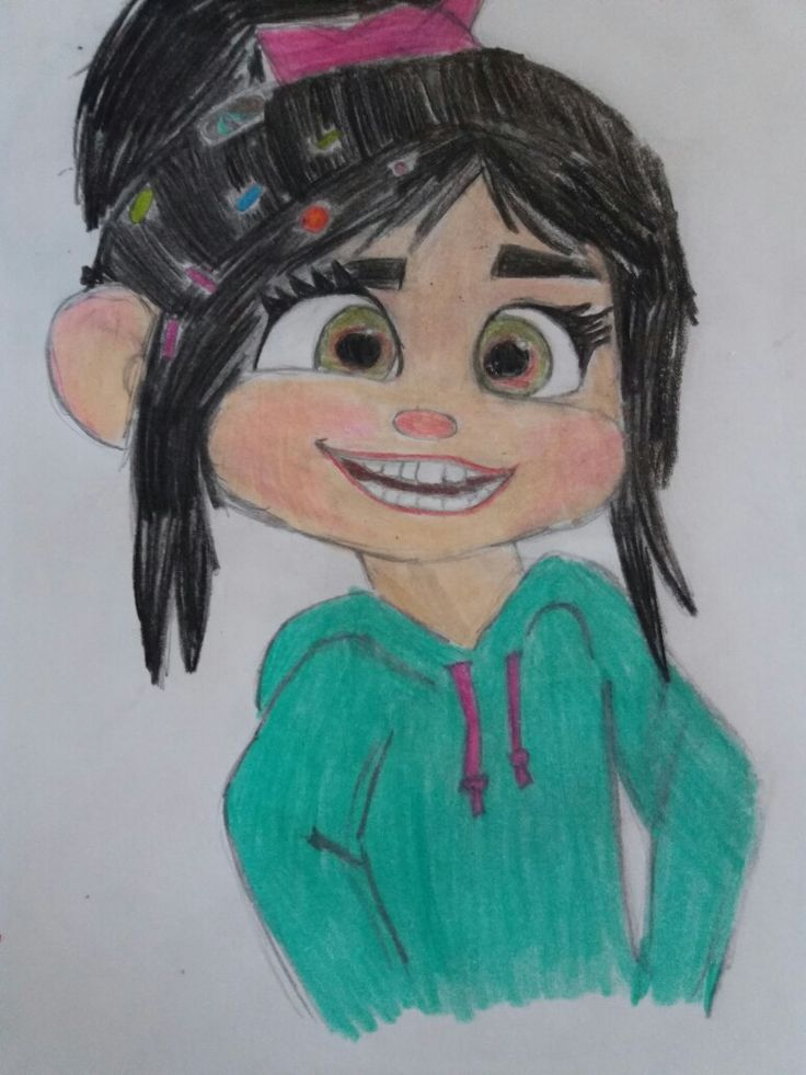 Moja najkrajšia kresba.Rada kreslím podľa rozprávok.❤😀
