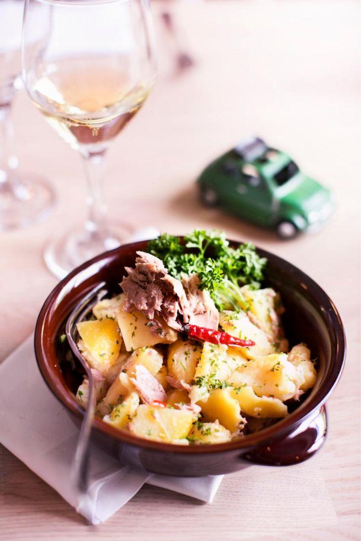 Tonno e patate