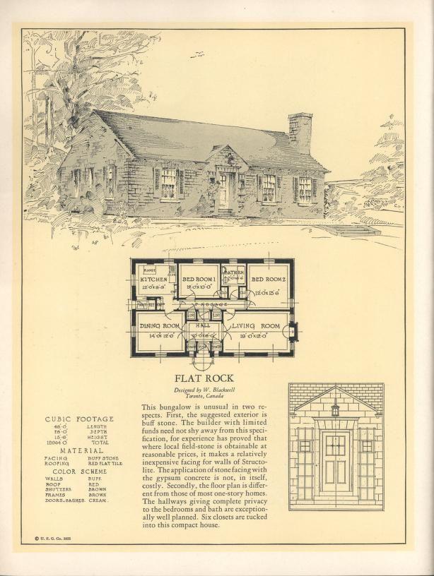 Best 317 old plans ideas on Pinterest | Floor plans, Vintage house ...