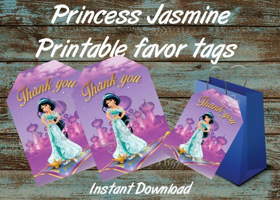 Printable Jasmine Birthday Invitations ~ Best princess jasmine birthday party ideas images