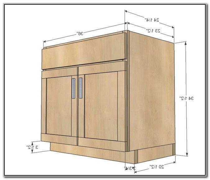 Kitchen Standard Measurements: Beautiful Kitchen Base Cabinets Best Ideas About Base