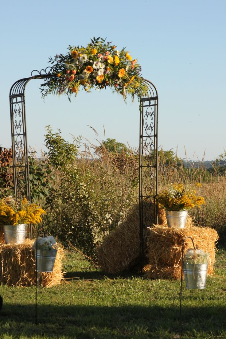 Country Wedding Arches | Share