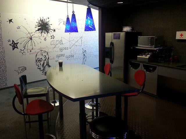 Hipster kitchen @DIGITAS Boston | Flickr - Photo Sharing!