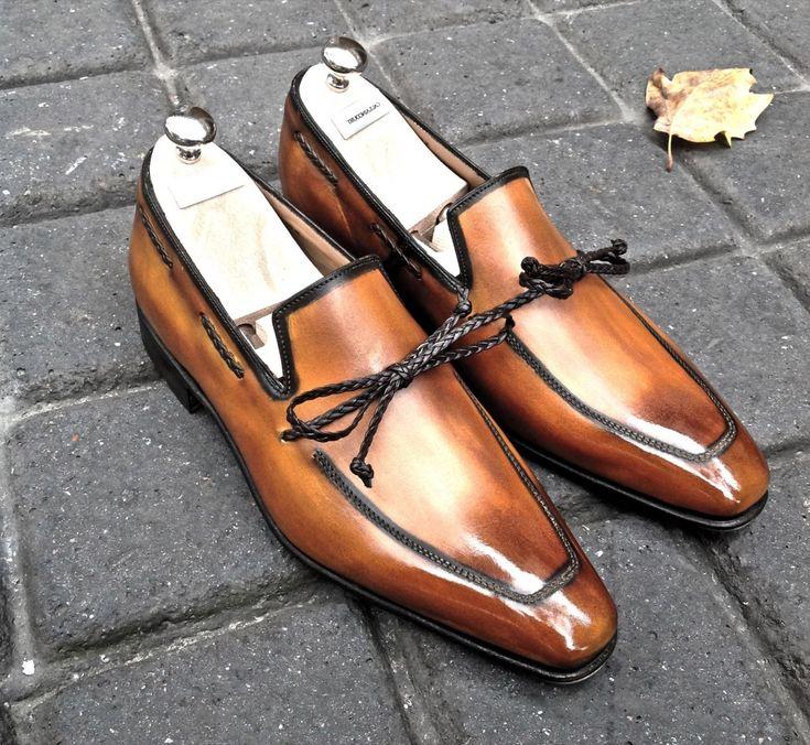 Caulaincourt shoes - Neuhaus - miel