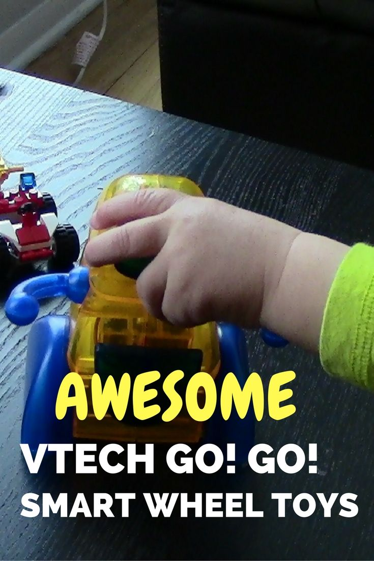 Check awesome VTech Go! Go! Smart Wheels Play sets, and accessories that toddlers would simply love to play with!