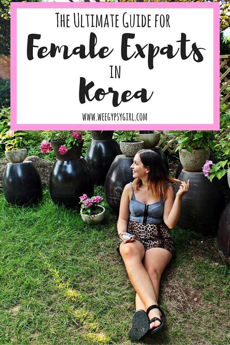 expat in korea
