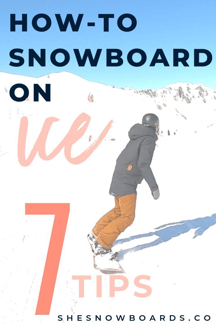 Snowboard On Ice 7 Basic Snowboard Techniques She Snowboards Co Women S Snowboarding Online Education Snowboarding Women Snowboarding Snowboard