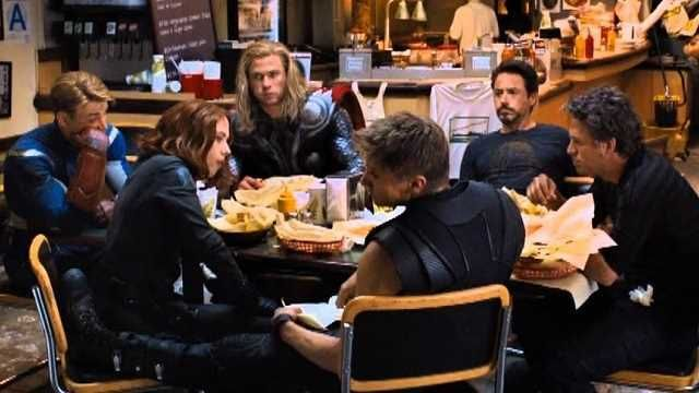 Theavengers Shawarma Post Credits Scene Recreated In A New Series Of Funkopops