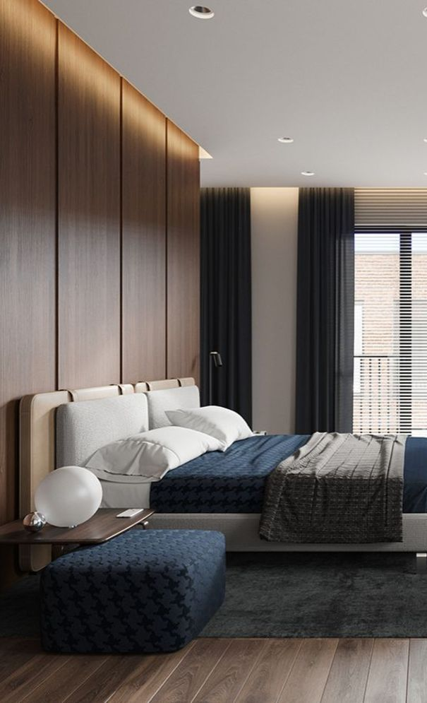 59 New Trend Modern Bedroom Design Ideas For 2020 Page 56 Of 59