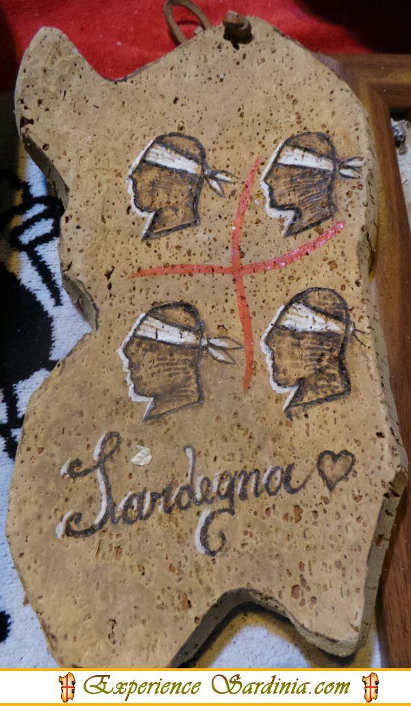 Sardinia in sughero. .